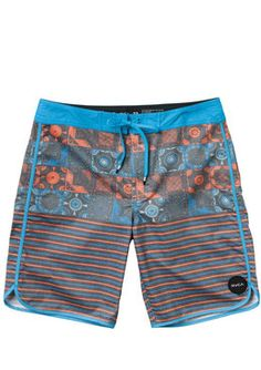 RVCA Gypsy Lines Boardshort  Bottoms Boardshorts