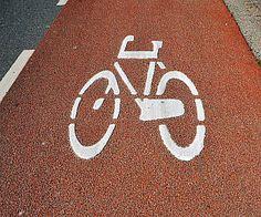 veel fietspaden zodat de wijk fietsvriendelijk word