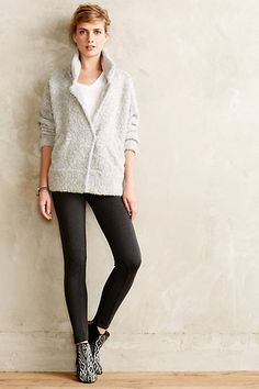 Pure + Good Ponte Crops - #AnthroFave