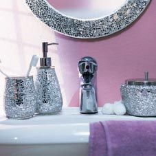Glass Bathroom Accessories   House   Pinterest   Search, Glasses And Glass  Bathroom