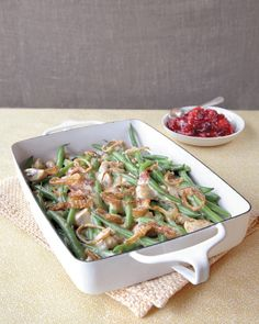 Thanksgiving Green Bean and Bacon Casserole – The Complete Guide to Natural Healing