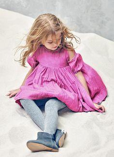 Nellystella Vanessa Dress in Spring Crocus - N15F009 - PRE-ORDER
