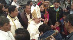 """A pesar de la persecución emprendida contra él por el lobby gay, el Obispo de Toluca, México, Mons. Francisco Javier Chavolla Ramos, alentó a los fieles a """"no tener miedo de ninguna forma"""" ni dejarse amedrentar."""