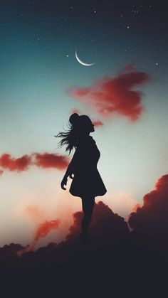 Floating Spirit Silhouette Photography Aesthetic Wallpapers Drowning Drown Drowning Water Un. Cute Wallpaper Backgrounds, Tumblr Wallpaper, Girl Wallpaper, Galaxy Wallpaper, Cute Wallpapers, Wallpaper Desktop, Beautiful Wallpaper For Phone, Pretty Wallpapers For Girls, Iphone Wallpapers