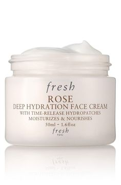 Love this rose hydration cream! Use it every day as part of the morning and night time beauty ritual.