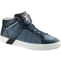 Men Louis Vuitton Shoes, to bad they dont carry these in a size 6 mens. I can only dream...