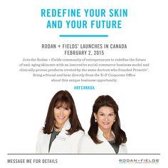 Rodan + Fields gives you the best skin of your life and the confidence that comes with it. Created by Stanford-trained Dermatologists, we understand skin. Our easy-to-use Regimens take the guesswork out of skincare so you can see transformative results. Rodan And Fields Canada, Rodan And Fields Business, Business Launch, Rodan Fields Skin Care, Looking For People, Busy Life, Be Your Own Boss, Good Skin