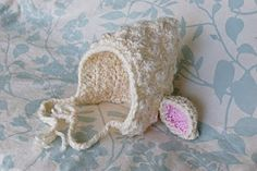 Crochet - free lamb hat pattern - I think this would be super cute without the lamb ears.