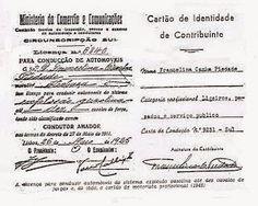 O Vento nem tudo levou: 1.ª Mulher com Carta de Condução em Portugal...de ...