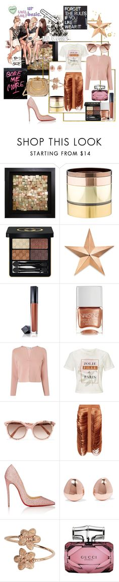"""THE REAL BFF BORE ME MORE !!"" by aliceridler ❤ liked on Polyvore featuring mel, Gemma Redux, Gucci, Thos. Baker, Estée Lauder, Nails Inc., L.K.Bennett, Miss Selfridge, Victoria Beckham and Dion Lee"