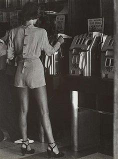 lisette model: reno, 1949