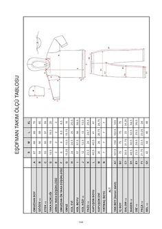 modelist kitapları: itkip modelist patterns book Cnc Software, Pattern Grading, Tech Pack, Modelista, Pattern Pictures, Sewing Patterns For Kids, Measurement Chart, Jacket Pattern, Pattern Books