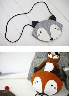 Raccoon bag - Mini Dressing - product image