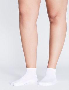 e0c88761c33 Women s Ankle Socks - White S M in 2019