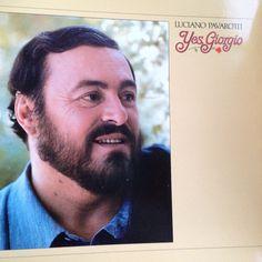 Luciano Pavarotti - Yes Giorgio - Original Soundtrack Recording - vinyl record Overture, Soundtrack, Vinyl Records, Album, The Originals, Fictional Characters, Etsy, Style, Swag