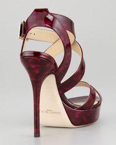 Jimmy Choo Vamp Platform Sandal - Neiman Marcus
