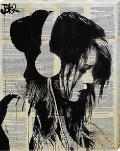View LOUI JOVER's Artwork on Saatchi Art. Find art for sale at great prices from artists including Paintings, Photography, Sculpture, and Prints by Top Emerging Artists like LOUI JOVER. Art And Illustration, Newspaper Art, Ouvrages D'art, Arte Pop, Art Graphique, Canvas Art Prints, Amazing Art, Graphic Art, Saatchi Art