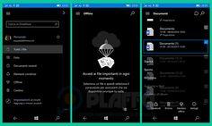 OneDrive per Windows 10 e Windows 10 Mobile si aggiorna, arriva la modalità Offline! http://www.sapereweb.it/onedrive-per-windows-10-e-windows-10-mobile-si-aggiorna-arriva-la-modalita-offline/        OneDrive OneDriveè l'applicazione ufficiale Microsoft per accedere ai file, gestire e condividere con facilità i nostri file sul cloud dell'azienda di Redmond. Microsoft, con un aggiornamento all'applicazione ufficiale OneDrive per Windows 10 che porta la sua version