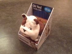 """#Churchill #talking soft dog """"oh yes"""" bnib,  View more on the LINK: http://www.zeppy.io/product/gb/2/281813280859/"""