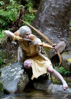 This adds some ideas for another forest tribe/population - warriors who contrast and often clash with the far more peaceful valley elves. Character inspiration from mythical