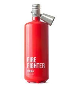 Lovely Package — Firefighter Vodka