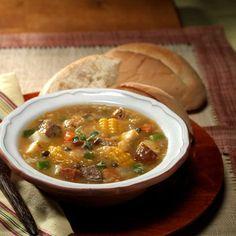 El Sancocho es un platillo festivo y nutritivo muy popular en el mundo latino, lleno de sabores como...