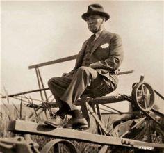 Atatürk, Orman Çiftliği'de. Ankara, 4 Temmuz 1929