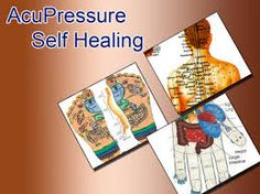 Acupressure for self healing