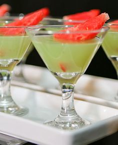 Kathy G. & Co. | Arden Photography | Watermelon Martini