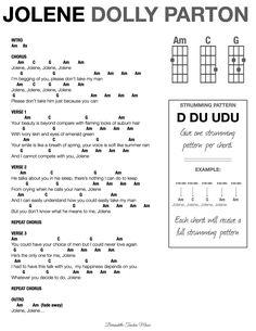 Easy Ukelele Songs, Ukulele Tabs Songs, Ukulele Fingerpicking Songs, Ukulele Songs Beginner, Guitar Chords And Lyrics, Cool Ukulele, Ukulele Cords, Ukulele Chords Easy, Ukulele Art