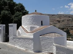 Small chapel, Lindos Greece