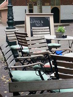 Nice terrace in Bergen
