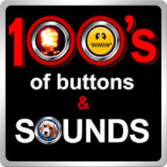 100'S OF BUTTONS AND SOUNDS 2 – GIẢI TRÍ TỪNG GIỜ >>> http://cleverstore.vn/ung-dung/100-s-of-buttons-and-sounds-2-102370.html The best Soundboard with 300+ sound effects, 100's is a MUST HAVE! Instant fun for children, adults, a DJ, or gamer, use annoying sounds to prank with friends, make noise, and so much more! 100's of Buttons and Sounds 2 has an extensive library containing 100's of PREMIUM QUALITY SOUNDS!! With such a wide variety of buttons available, this app will keep you and your…