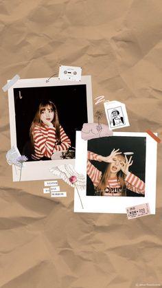 Aesthetic Iphone Wallpaper, Aesthetic Wallpapers, Lisa Blackpink Wallpaper, Picsart Tutorial, Blackpink Photos, Blackpink And Bts, Blackpink Jisoo, Pink Walls, Aesthetic Anime