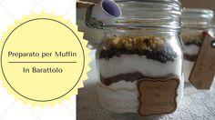 Preparato per Muffin al cioccolato in barattolo