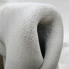Concrete Cloth is a flexible cement impregnated fabric that hardens when hydrated to form a thin durable water and fire proof concrete layer. The material is a mixture of Concrete blend, synthetic fibres and it has a PVC backing. Concrete Cloth, Concrete Cement, Concrete Design, Papercrete, Textiles Techniques, Paperclay, Texture, Architecture Details, Dezeen Architecture