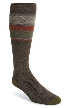 Wigwam 'Tall Trekker Fusion' Compression Hiking Socks