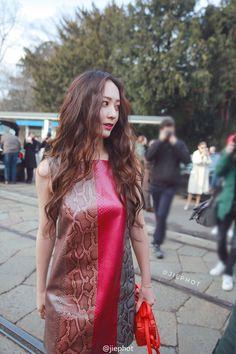 Fx Krystal Milan Fashion Week 2017
