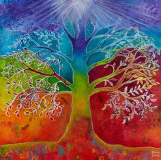 Intuitive Paintings - Susan Farrell Art