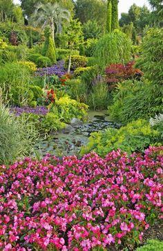 Flor og Fjære – gyönyörű kert egy norvég szigeten   Érdekes Világ