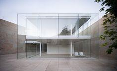 Gallery of Zamora Offices / Alberto Campo Baeza - 6