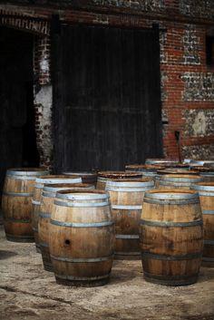 Oak Barrels (via Floorabella, portfolio)