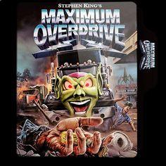 Maximum Overdrive, Comic Books, Comics, Cover, Art, Art Background, Kunst, Cartoons, Cartoons