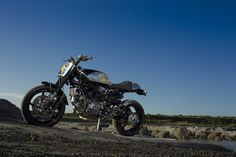 "Ducati Monster S2R 800 ""Tracker"" by Benjie's Cafe Racers"