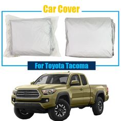 Heavy Duty Car Cover Protector Sun Snow Rain For Dacia Dokker 2012-2016