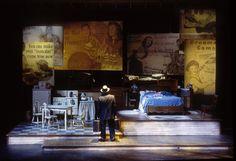 Online portfolio of theatrical scenic designs by Jack Magaw. Set Design Theatre, Prop Design, Stage Design, Loyola University, Dramatic Arts, Stage Set, Scenic Design, Artist Life, Visual Development