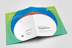 Consulting Presentation Folder Template 5.99 Branding Template, Letterhead Template, Stationery Templates, Pet Logo, Presentation Folder, Business Presentation, Monogram Logo, Folder Template, Bakery Logo Design
