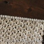 St. John's Wort Knitting Stitch Pattern