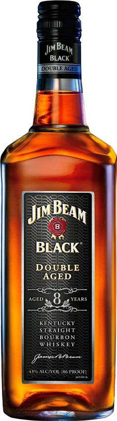 WHISKEY - Jim Beam Black Bourbon Whiskey