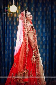 Divyanka Tripathi poses for a picture at her Wedding Ceremony!